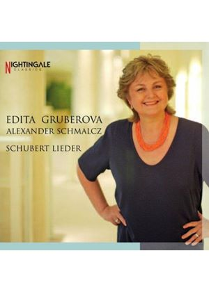 Schubert: Lieder (Music CD)