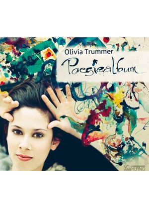 Olivia Trummer - Poesiealbum (Music CD)