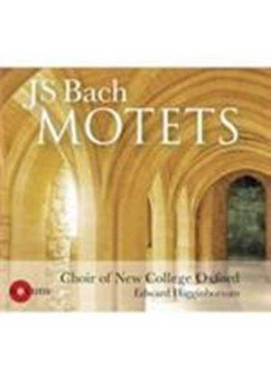 Bach: (6) Motets (Music CD)
