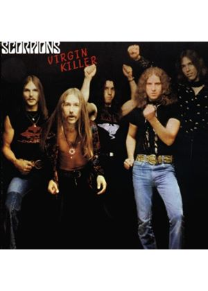 Scorpions - Virgin Killer (Music CD)