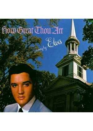 Elvis Presley - How Great Thou Art (Music CD)