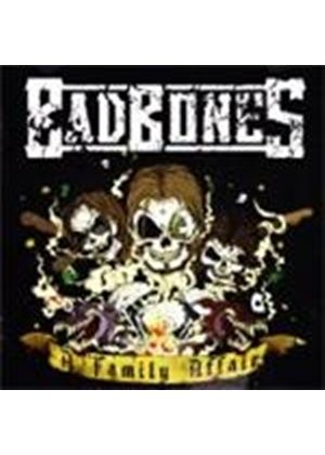 Bad Bones - A Family Affair (Music CD)