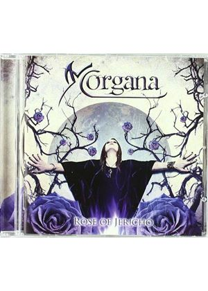 Morgana - Rose Of Jericho (Music CD)