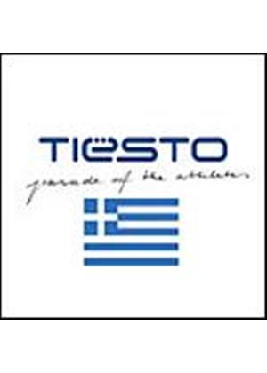 Tiesto - The Parade Of The Athletes (Music CD)