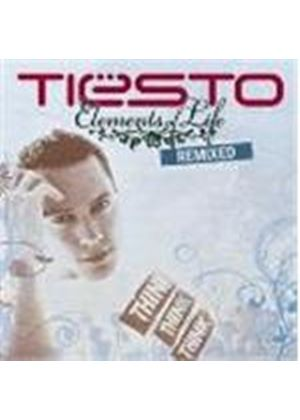 Tiesto - Elements Of Life Remixed (Music CD)