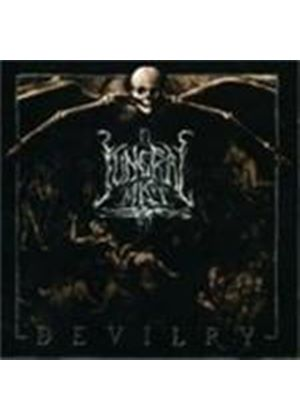 Funeral Mist - Devilry (Music Cd)