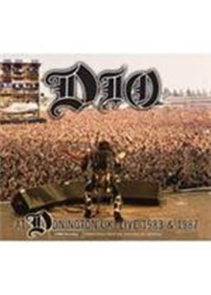 Dio - At Donington UK (Live 1983 & 1987/Remastered) [Digipak] (Music CD)