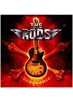 Rods (The) - Vengeance (Music CD)