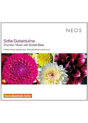 Sofia Gubaidulina: Chamber Music with Double Bass (Music CD)