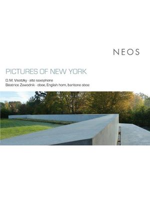 Pictures of New York (Music CD)