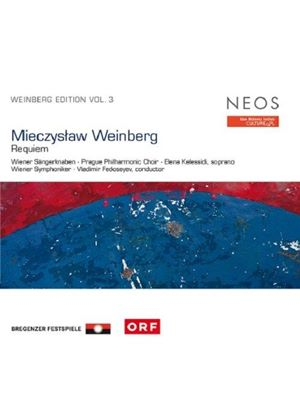 Mieczyslaw Weinberg: Requiem (Music CD)
