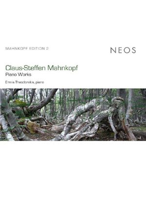 Claus-Steffen Mahnkopf: Piano Works (Music CD)