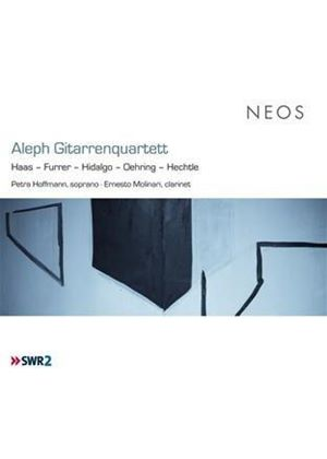 Aleph Gitarrenquartett (Music CD)