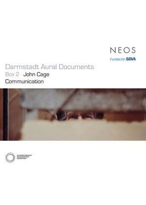 Darmstadt Aural Documents, Box 2: John Cage - Communication (Music CD)