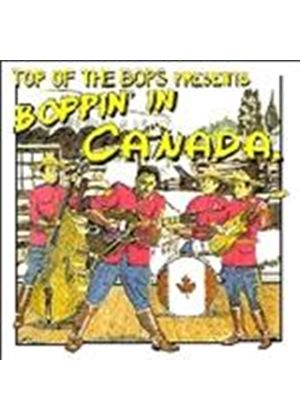 Various Artists - Boppin' In Canada (Music CD)