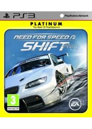 Need For Speed: Shift - Platinum Edition (Sony PS3)