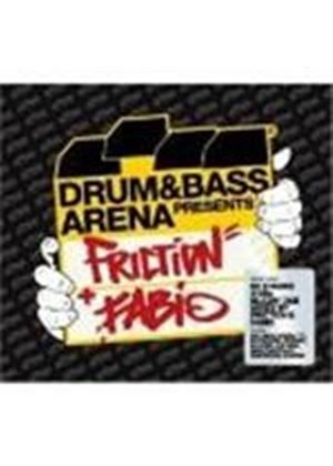 Various Artists - Drum And Bass Arena Presents Friction + Fabio (Music CD)
