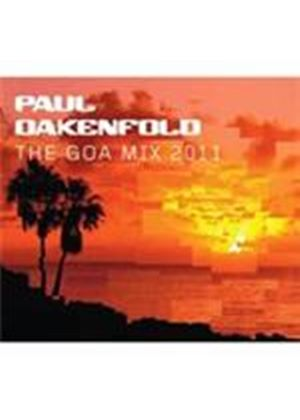 Various Artists - Oakenfold Goa Mix (Music CD)