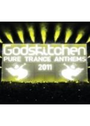 Various Artists - Godskitchen Pure Trance Anthems 2011 (Music CD)