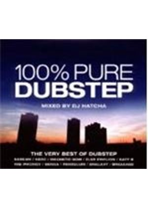 Various Artists - 100% Pure Dubstep (Music CD)