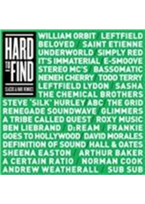 Various Artists - Hard To Find - Classic & Rare Remixes (Music CD)