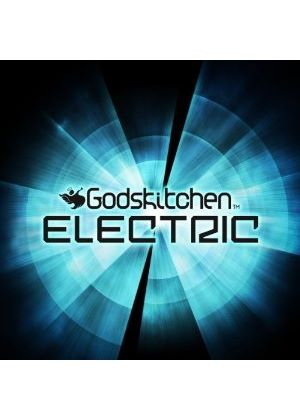Various Artists - Godskitchen Electric (Music CD)