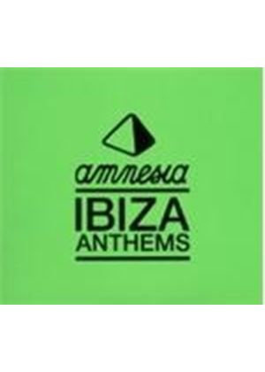 Various Artists - Amnesia Ibiza Anthems (Music CD)