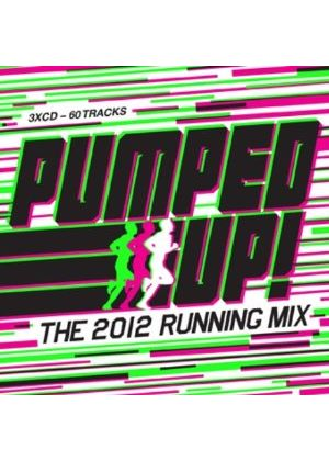 Various Artists - Pumped Up - The 2012 Running Mix (Music CD)