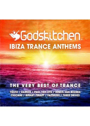 Various Artists - Godskitchen Ibiza Trance Anthems (Music CD)