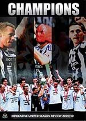 Newcastle United - Champions - Season Review 2009-2010