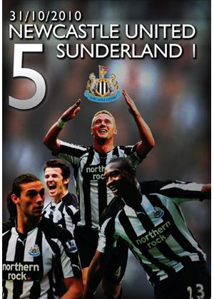 Newcastle United 5 - Sunderland 1