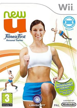 New U - Fitness First Personal Trainer (Wii)