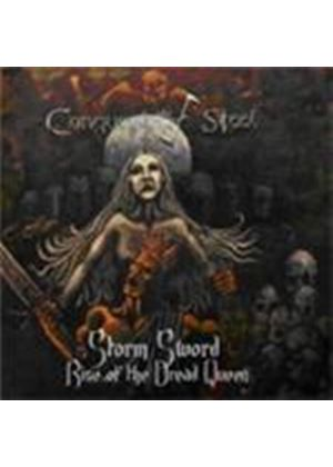 Conquest Of Steel - Storm Sword (Rise Of The Dead) (Music CD)