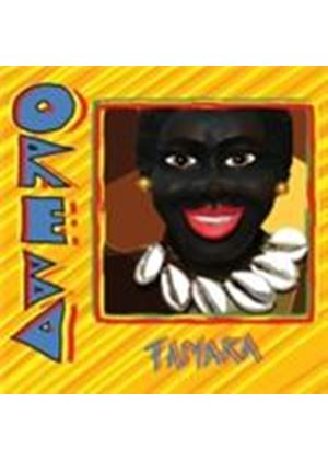 Famara - Oreba (Music CD)