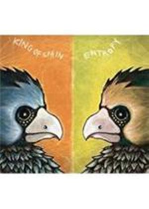 King Of Spain - Entropy (Music CD)
