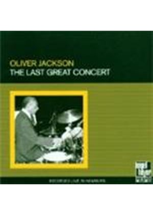 Oliver Jackson - Last Great Concert, The