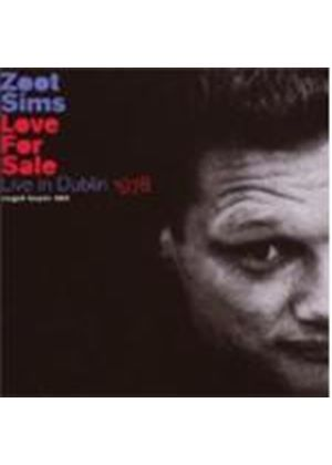 Zoot Sims - Love For Sale