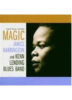 Janice Harrington - Magic