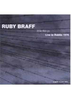 Ruby Braff - Little Things