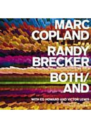 Marc Copland/Randy Brecker - Both/And (Music CD)