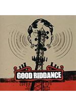 Good Riddance - Cover Ups (Music CD)