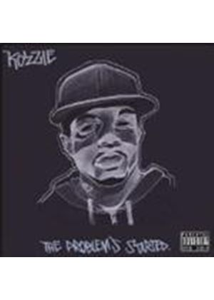 Kozzie - Problems Started, The (Music CD)