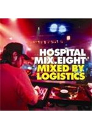 Various Artists - Hospital Mix Vol.8 (Music CD)