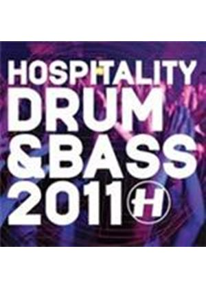 Various Artists - Hospitality - Drum And Bass 2011 (Music CD)