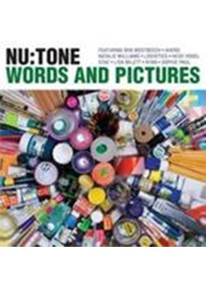 Nu Tone - Words And Pictures (Music CD)