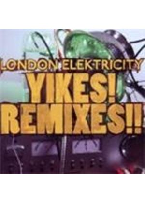 London Elektricity - Yikes! [Remixes] (Music CD)