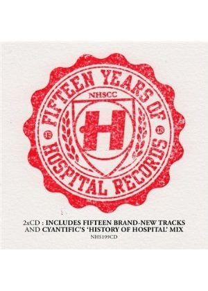 Various Artists - 15 Years of Hospital (Music CD)