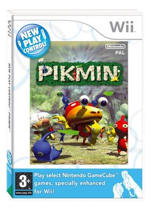 New Play Control: Pikmin (Wii)