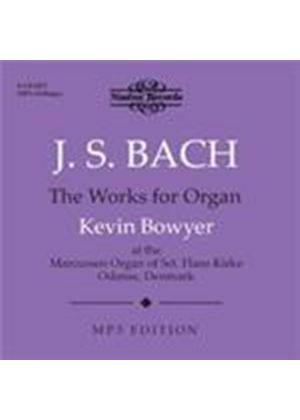 Bach: Complete Organ Works (Music CD)