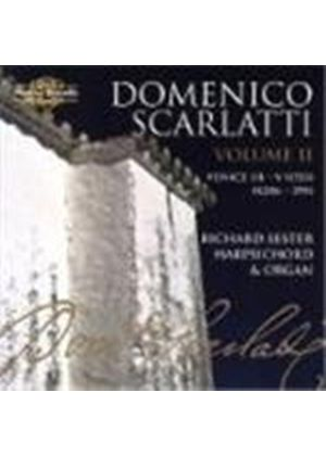 Scarlatti: (The) Complete Sonatas, Vol 2